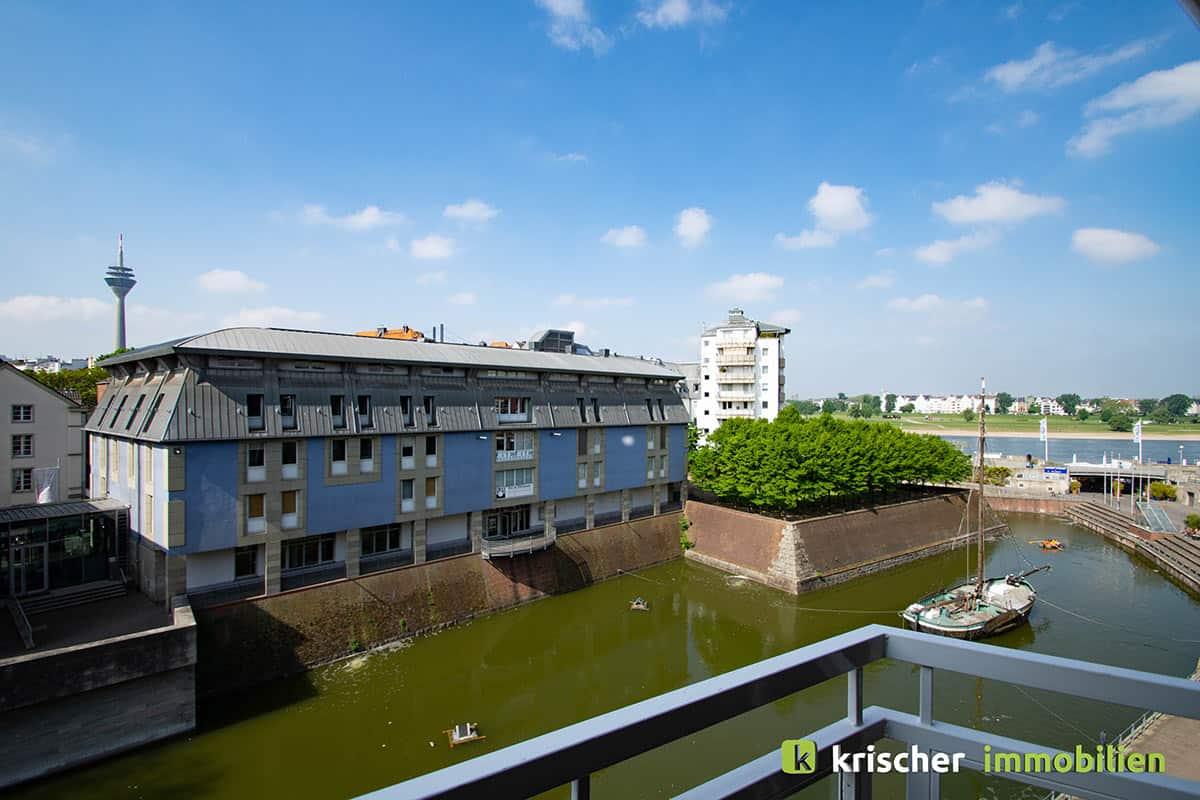 carlstadt_maisonette_ausblick Krischer Immobilien