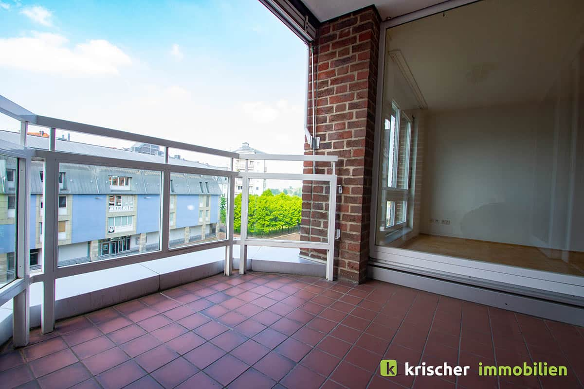 carlstadt_maisonette_balkon Krischer Immobilien