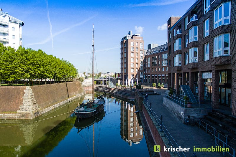 Immobilienmakler Düsseldorf Altstadt Krischer Immobilien